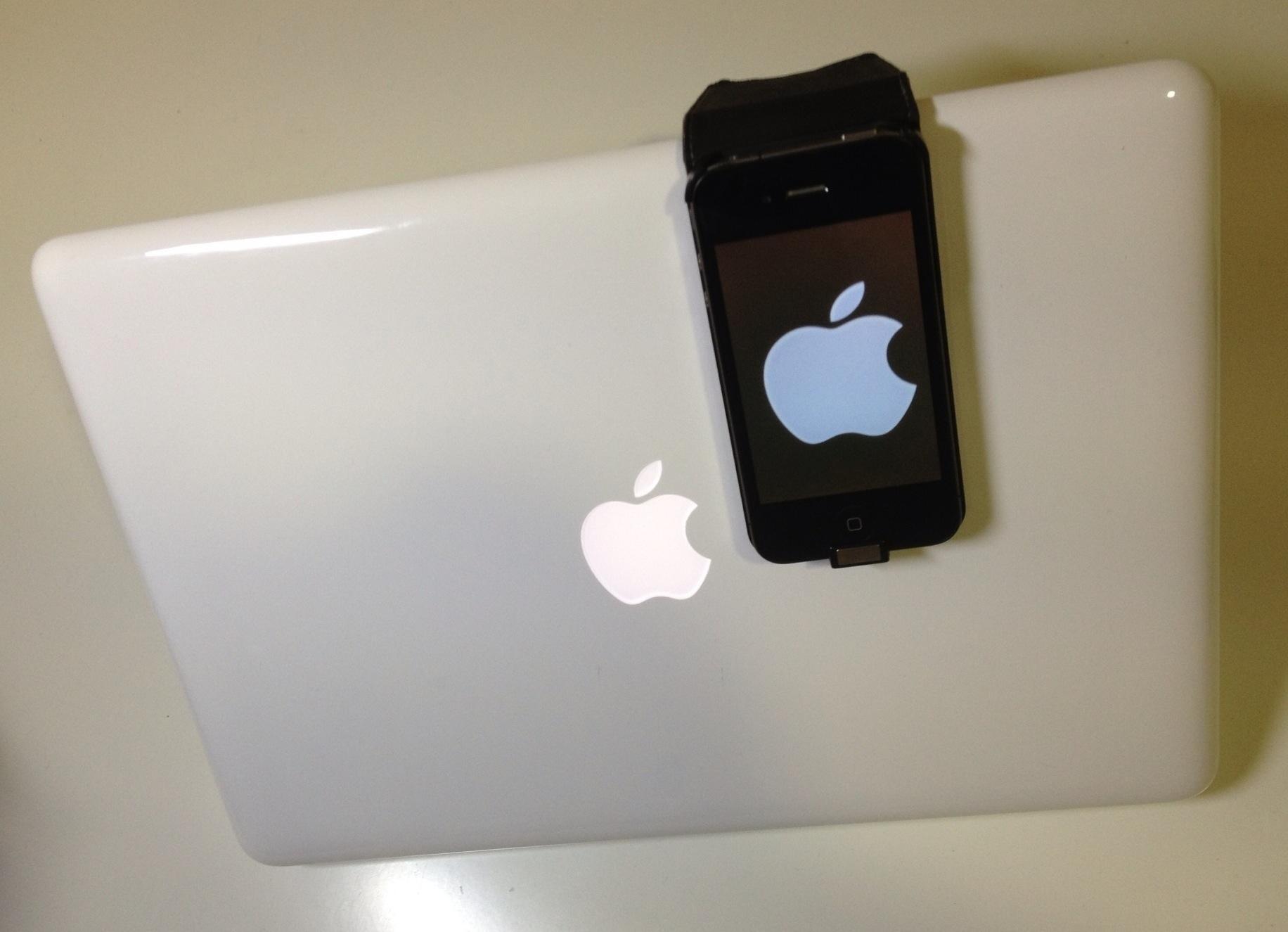 pasar fotos del iphone al mac sin itunes